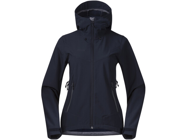 Bergans Selfjord Jacket Damen dark navy/dark fogblue